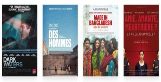 A l'affiche du festival 2020 du Film judiciaire de Laval annulé