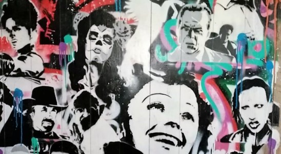 Un street-art d'artistes en Bretagne