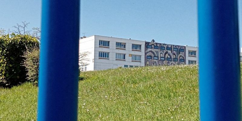 Le lycée Réaumur à Laval