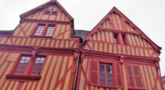 Maisons a colombages à Laval