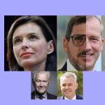 Les candidats aux régionales PDL