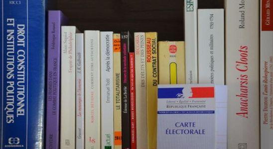 carte électorale par Marie de Laval