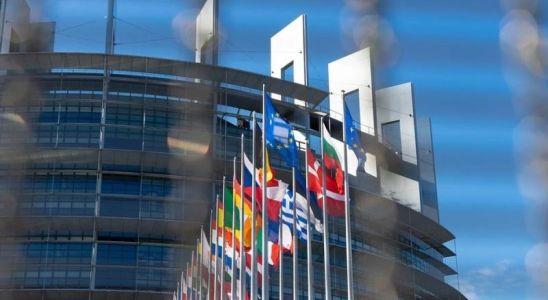 le palais de l'Europe a Strasbourg