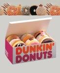 رقم توصيل دانكن دونتس Dunkin' Donuts فى الكويت