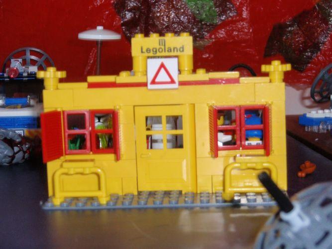 Legoland Cafe