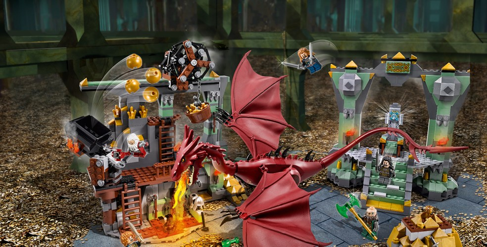 LEGO The Hobbit: The Battle of the Five Armies Set Details