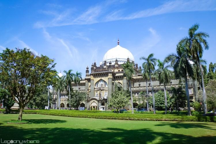 インド・ムンバイの博物館
