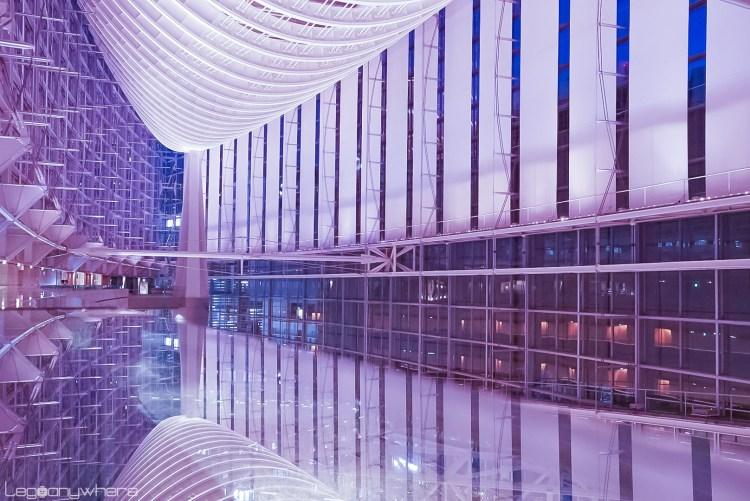 東京国際フォーラムガラス棟