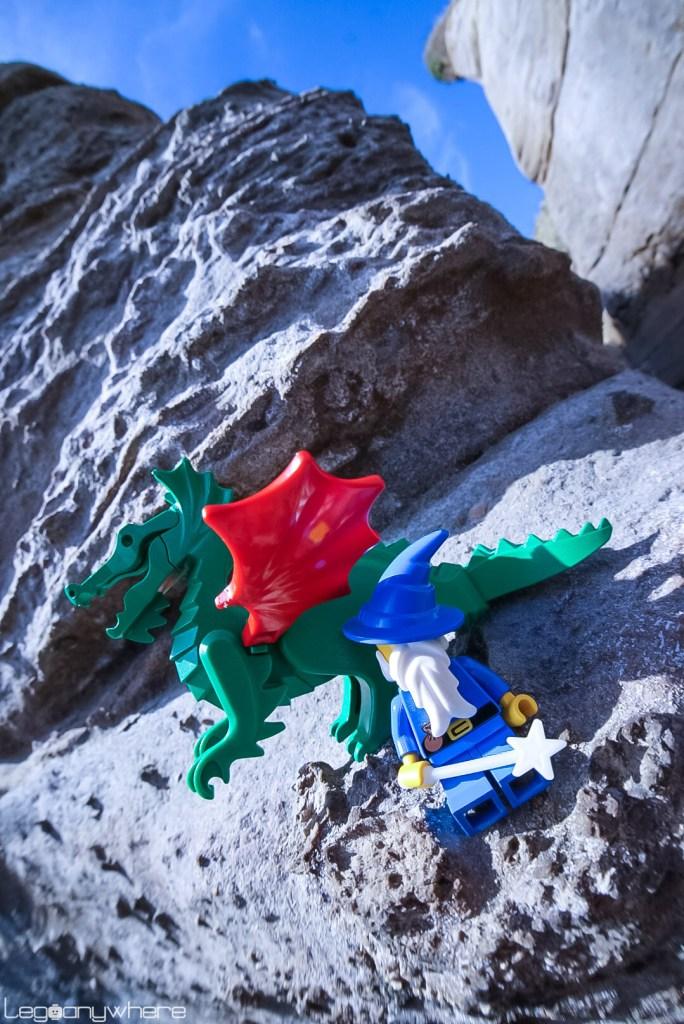 レゴ・お城シリーズのドラゴンマスター