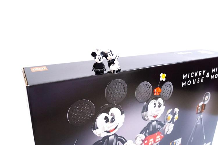 レゴディズニー ミッキーマウス & ミニーマウス 43179