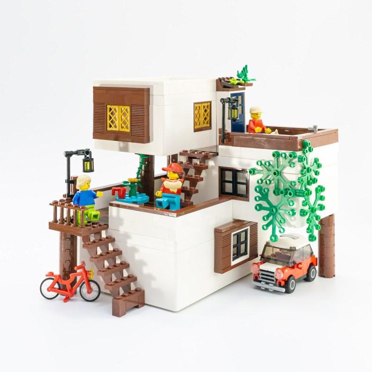 レゴ×イケアのコラボ収納ボックスBYGGLEK/ビッグレク