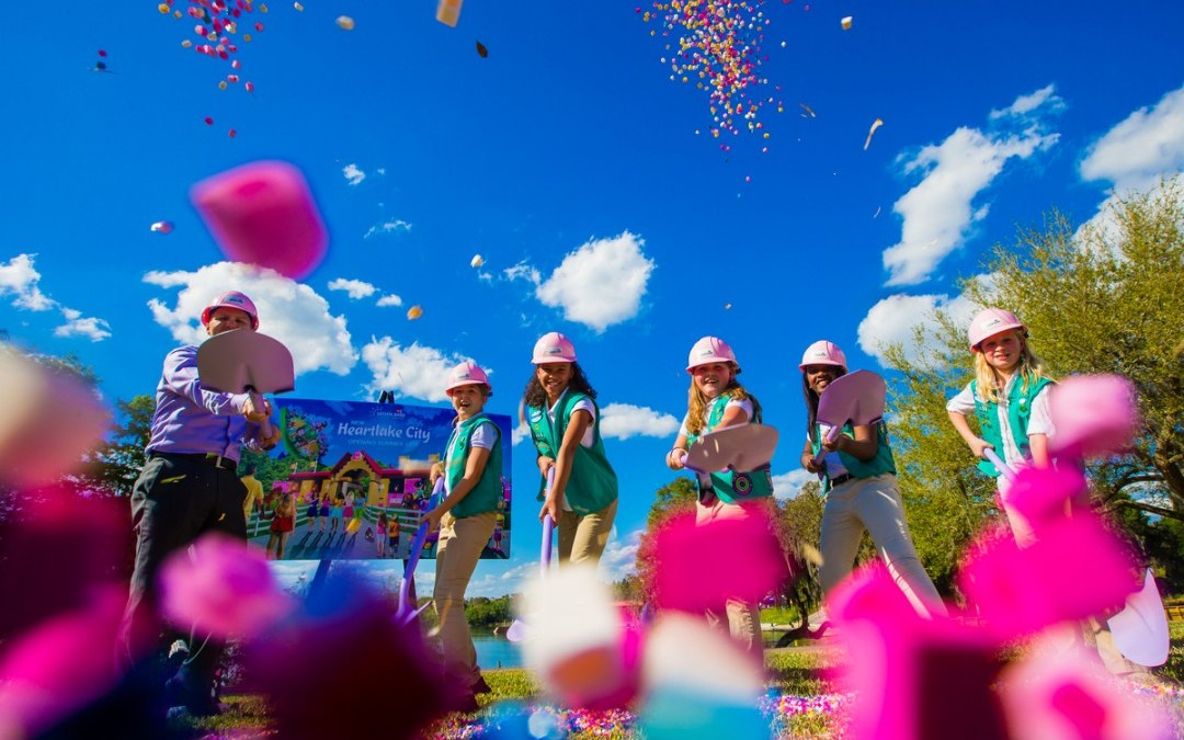 LEGOLAND Florida now working on the Heartlake City expansion