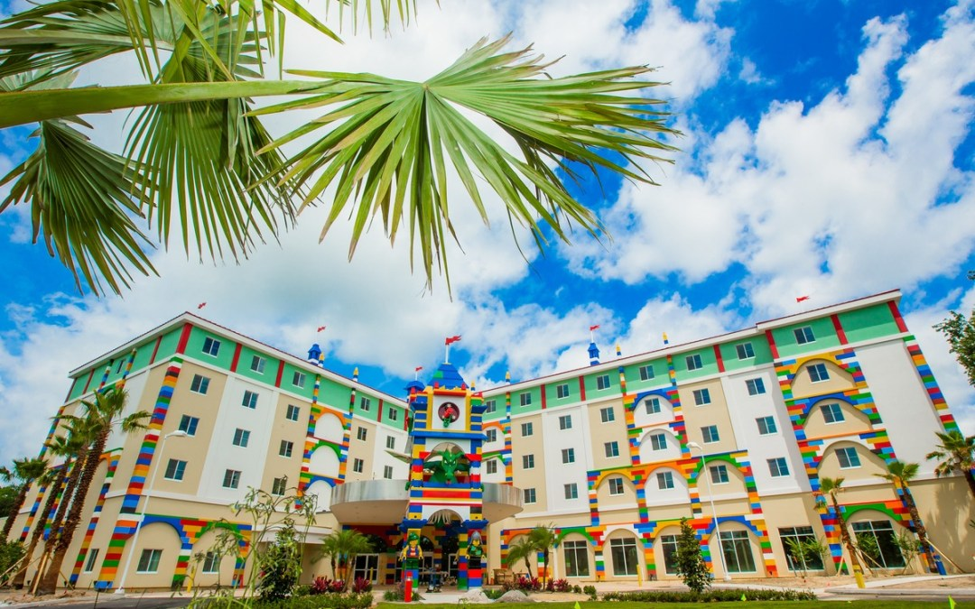 LEGOLAND Florida Hotel Nearly Completed
