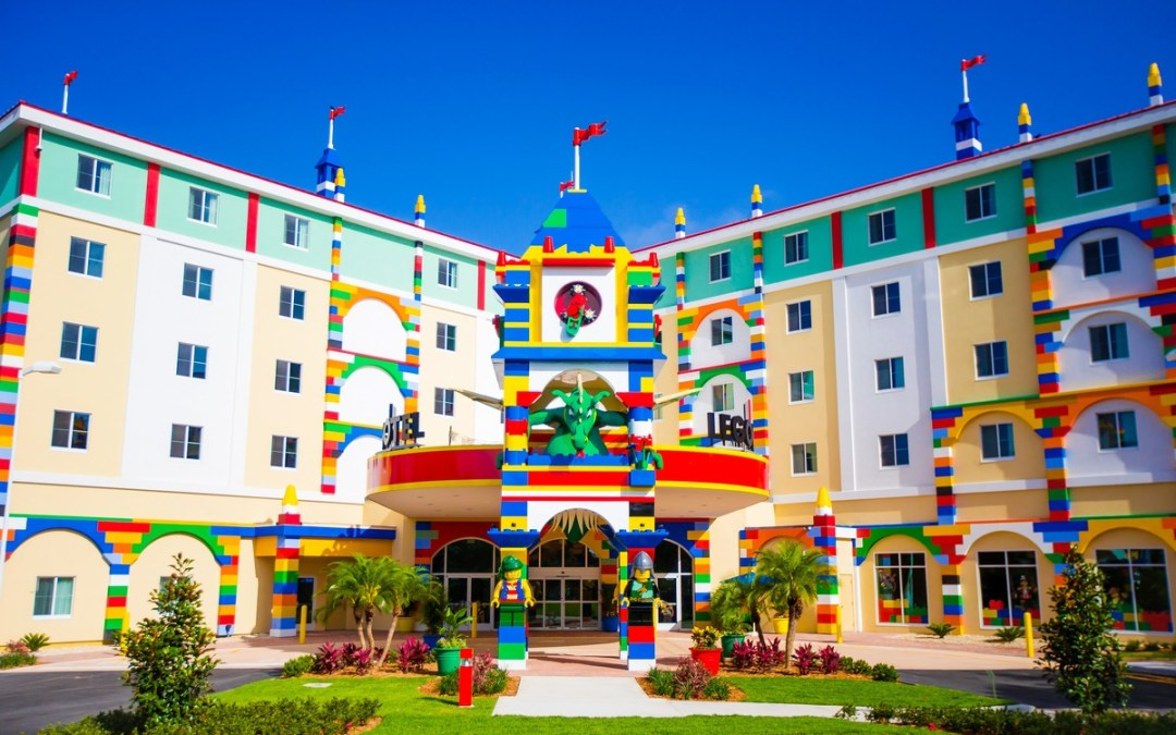 "LEGOLAND Florida creating new 166 unit ""Oasis"" resort"