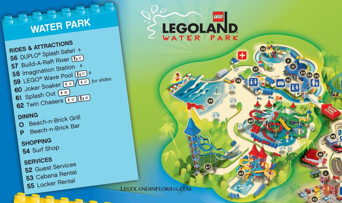 Splash Along to LEGOLAND Florida Water Park - LEGOLAND in ...