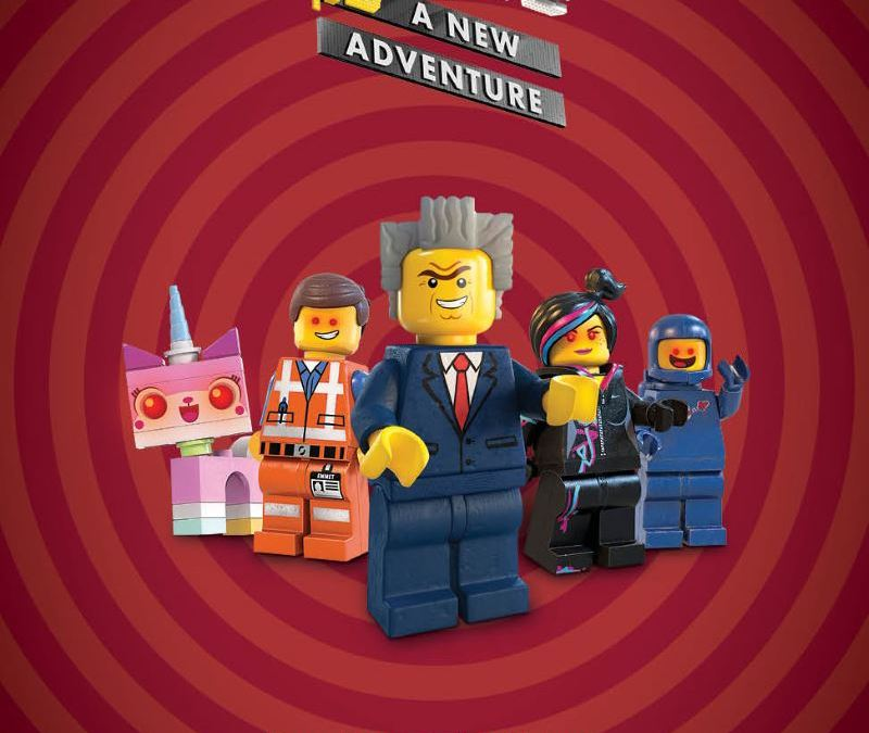 The LEGO Movie 4D A New Adventure opens Jan. 29