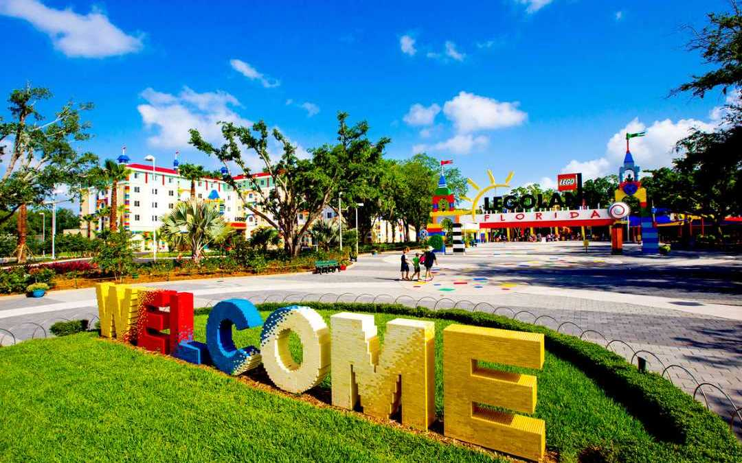Welcome to LEGOLAND in Florida!
