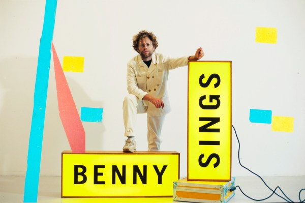 Benny Sings au Badaboum, la city pop des Pays-Bas à Paris