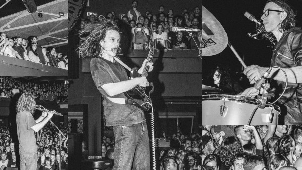King Gizzard & The Lizard Wizard à l'Olympia