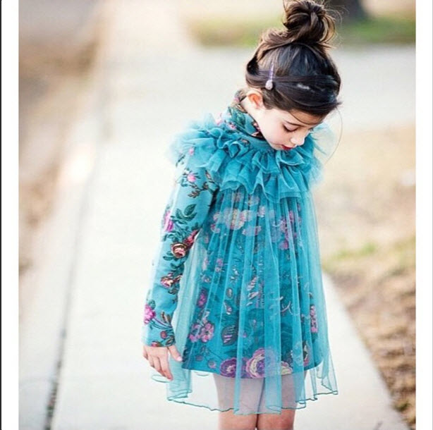 Moderne Child - Kensie Etheral Dress for Girls