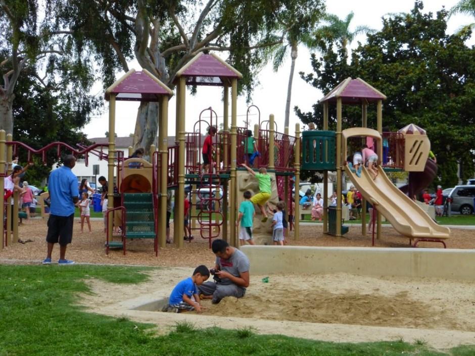 spreckles park playground