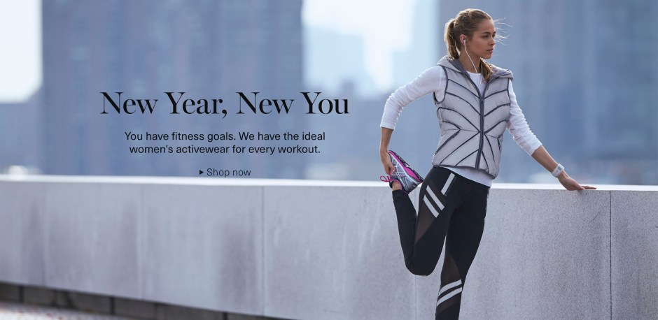 New Year New You Womens Fashion