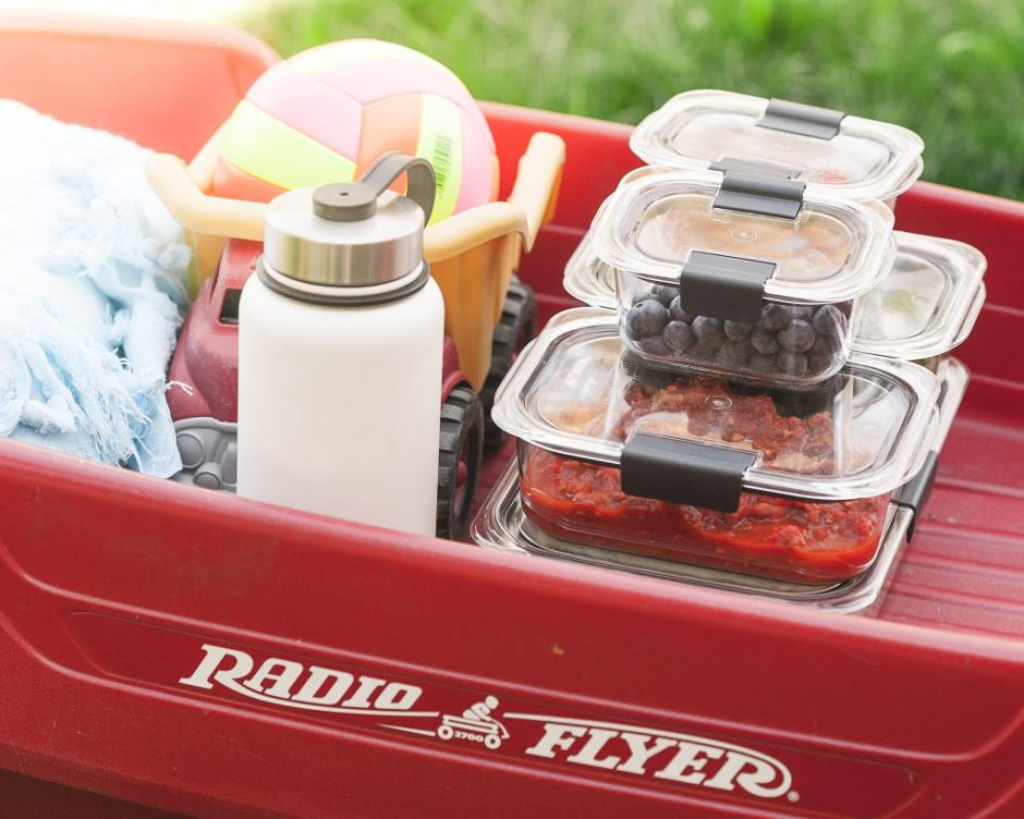 rilliance Life Hack for Active Moms with Rubbermaid Brilliance