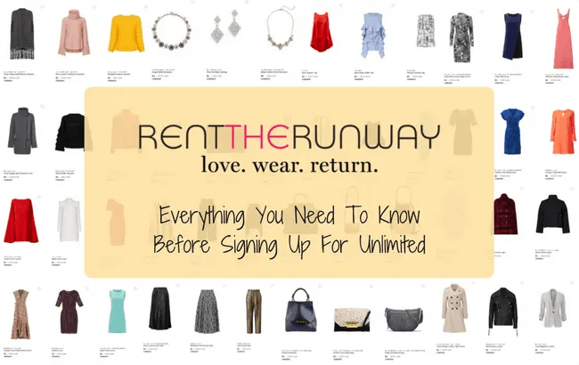 5c68a1da530 An Honest Rent the Runway Unlimited Review   Secret Hack