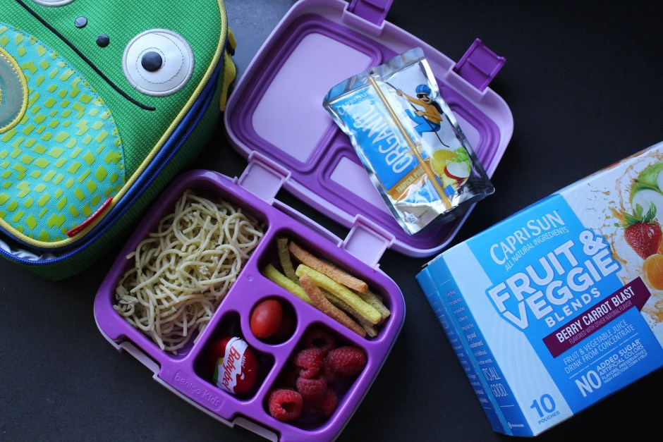 CAPRI SUN Our Favorite Lunchbox Staple is Better than Ever