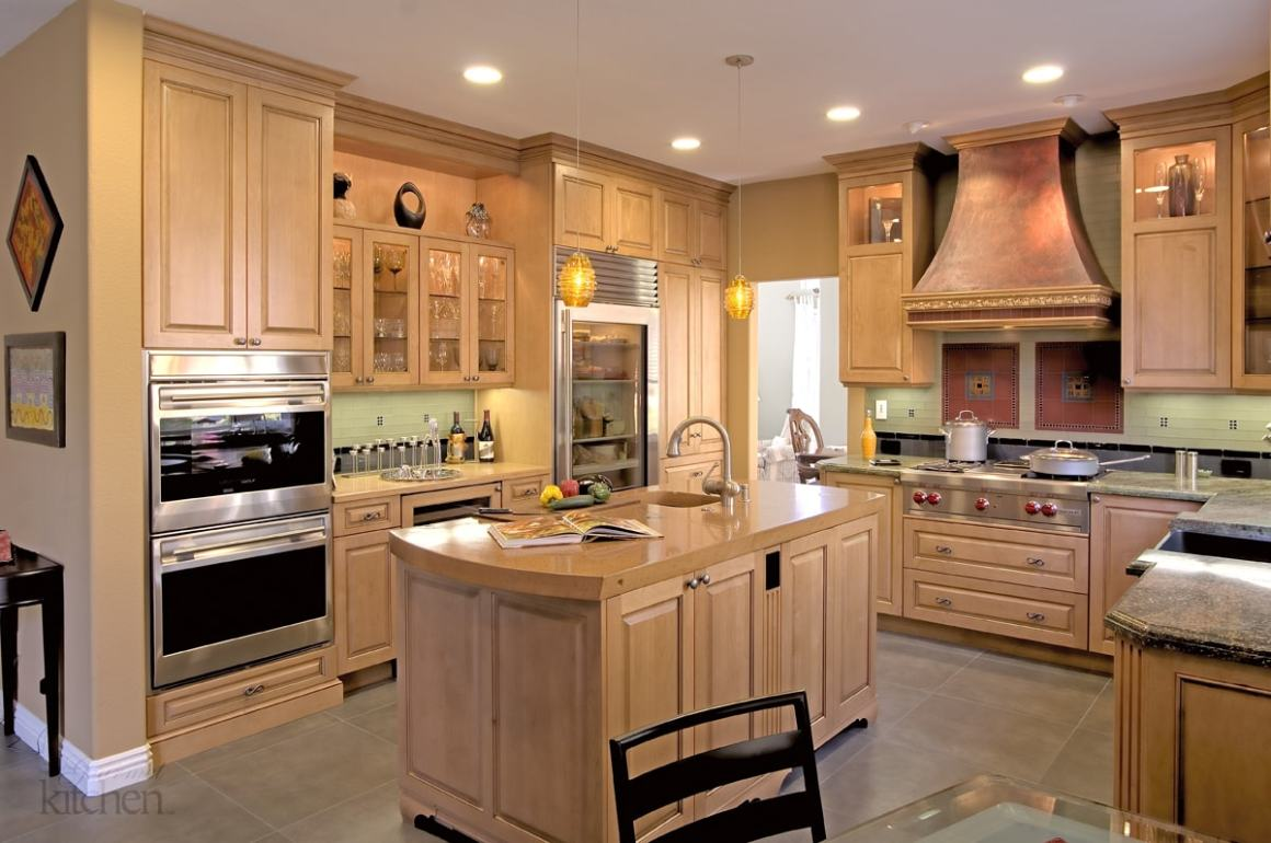 timeless transitional yorba linda | le gourmet kitchen ltd.