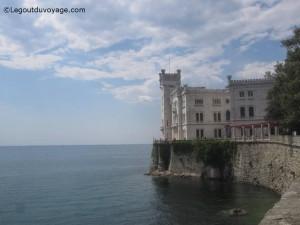 Château de Miramare - Castello di Miramare - Italie