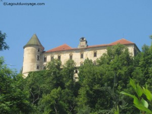 Château Podčetrtek - Slovénie