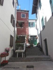 Ruelle Muggia - Italie