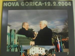 Chute du Petit Berlin - Nova Gorica