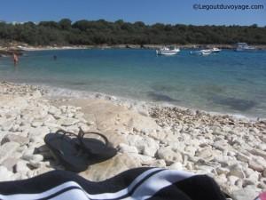 Cap Kamenjak - Istrie, Croatie