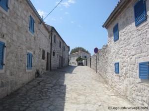 Ruelle Vrsar - Croatie