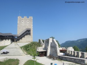 Château de Celje - Slovénie
