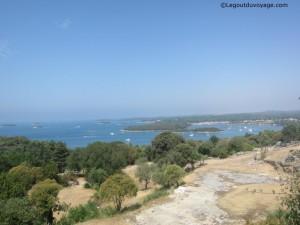 La côte adriatique - Vrsar