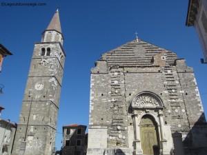 Eglise Saint Cervola - Buje