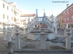 Fontaine Da Ponte