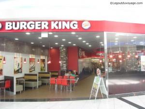 Burger King  BTC Ljubljana