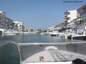 promenade bateau empuriabrava