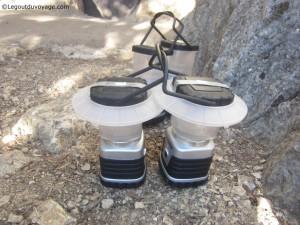 Visite à la lampe Cueva de la Pileta