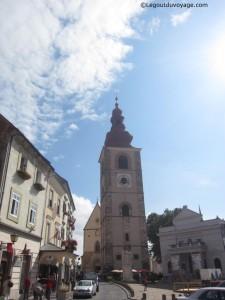Tour de la ville, Eglise Saint George et Monument d'Orphée – Ptuj