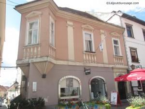 Maison de style gothique – Ptuj
