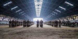 Armée des soldats de terre cuite, Xian