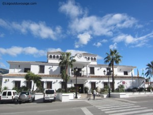 Mairie de Mijas