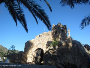 Ermitage de la Virgen de la Peña – Mijas