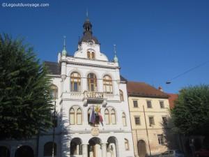 Hôtel de ville – Glavni trg – Novo Mesto