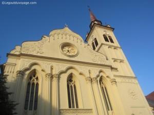 Eglise Saint Léonard – Novo Mesto